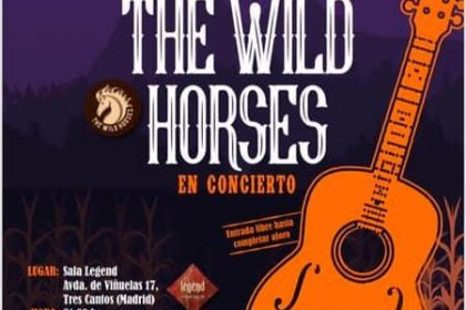 Concierto de The Wild Horses en Sala Legend